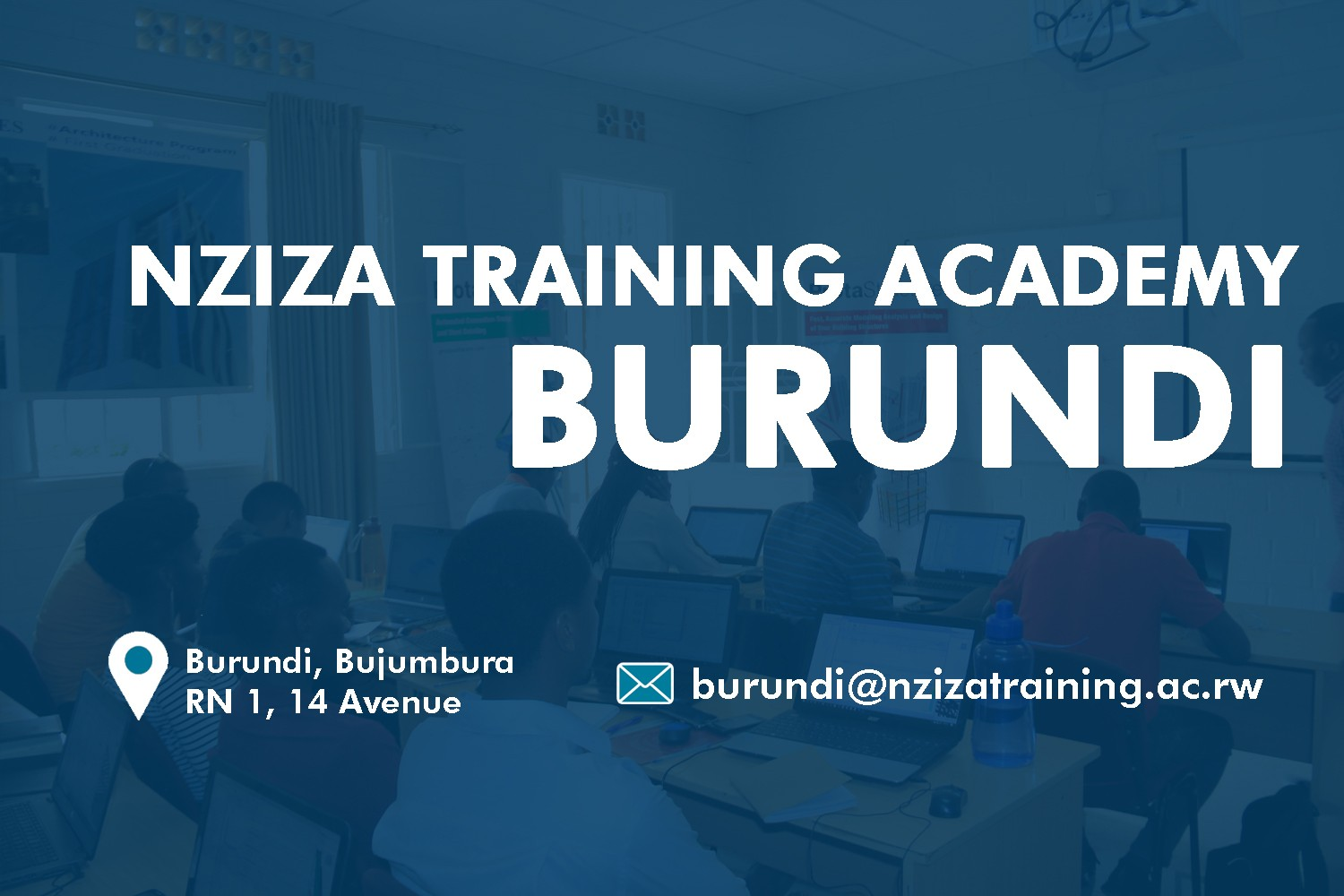 Our operations in Burundi.